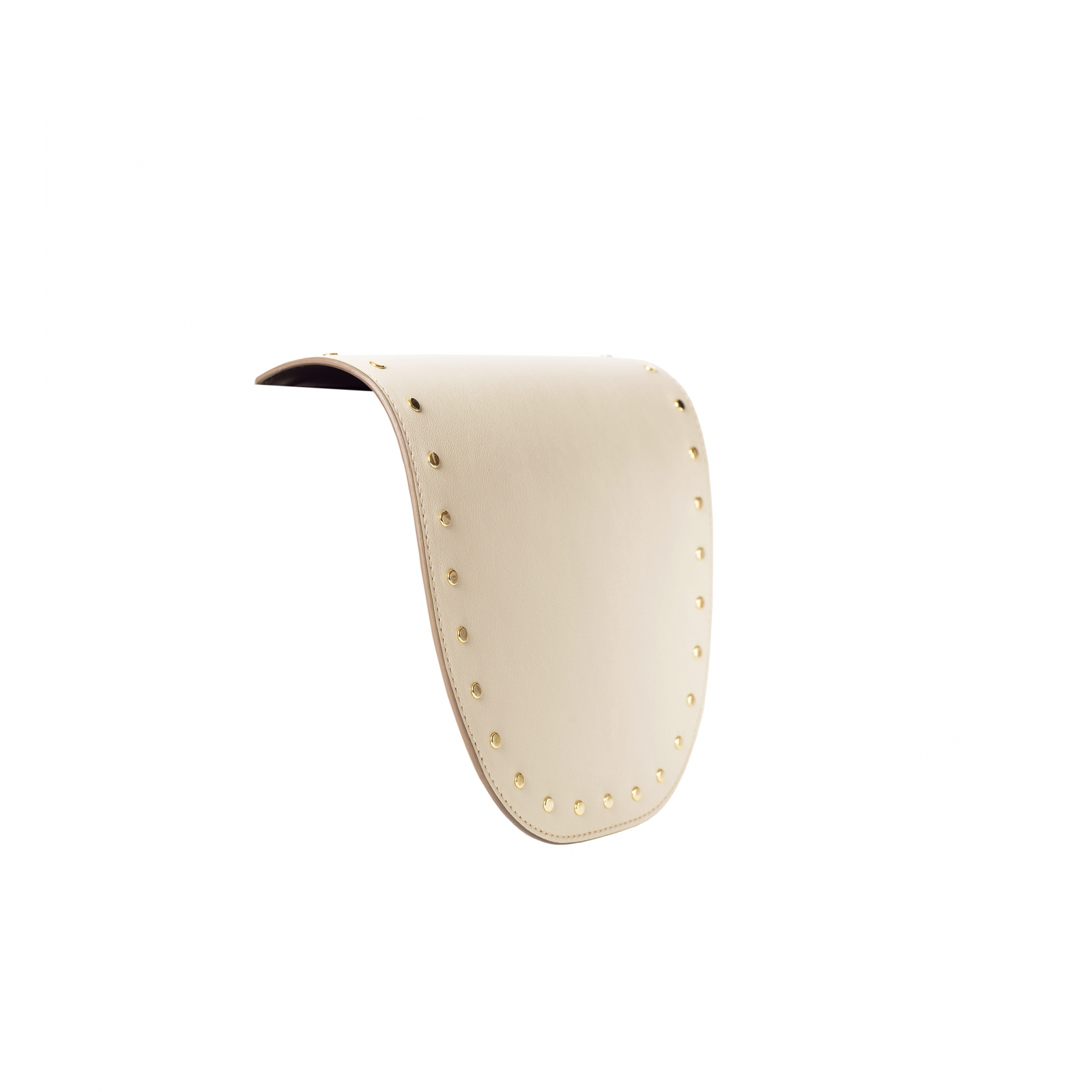FLAP STUDS OFF-WHITE