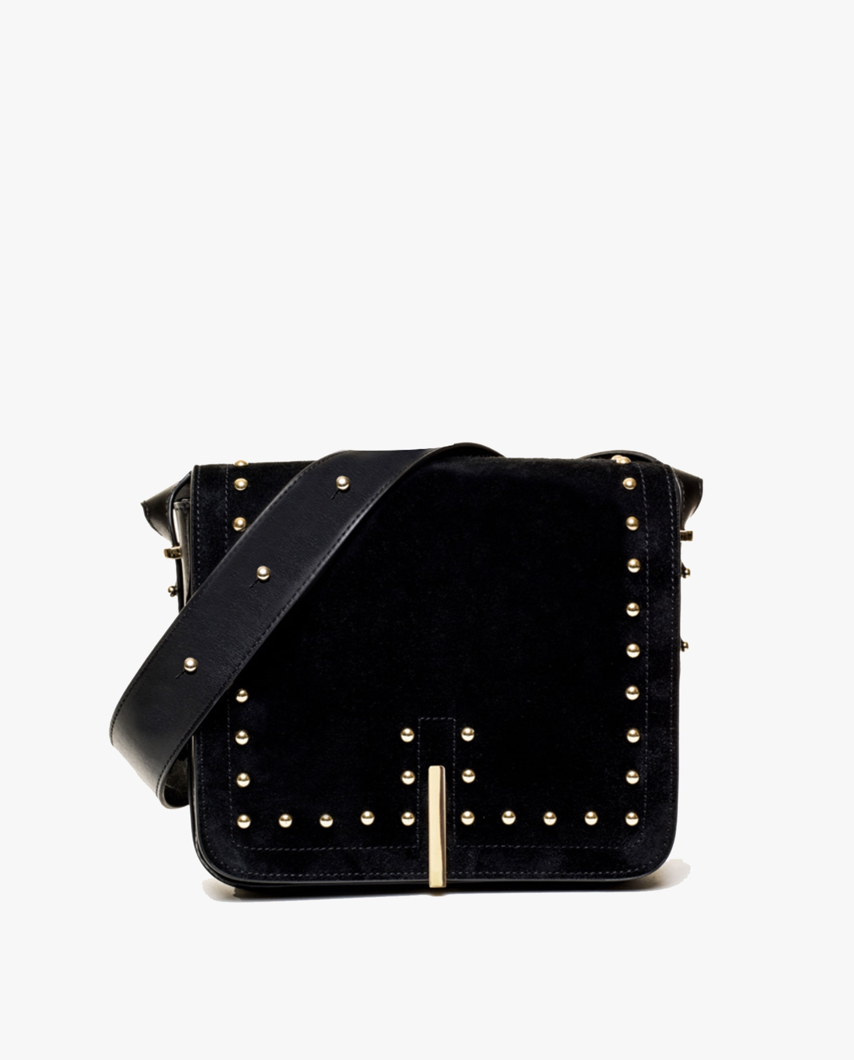 TINO STUDS BLACK LARGE