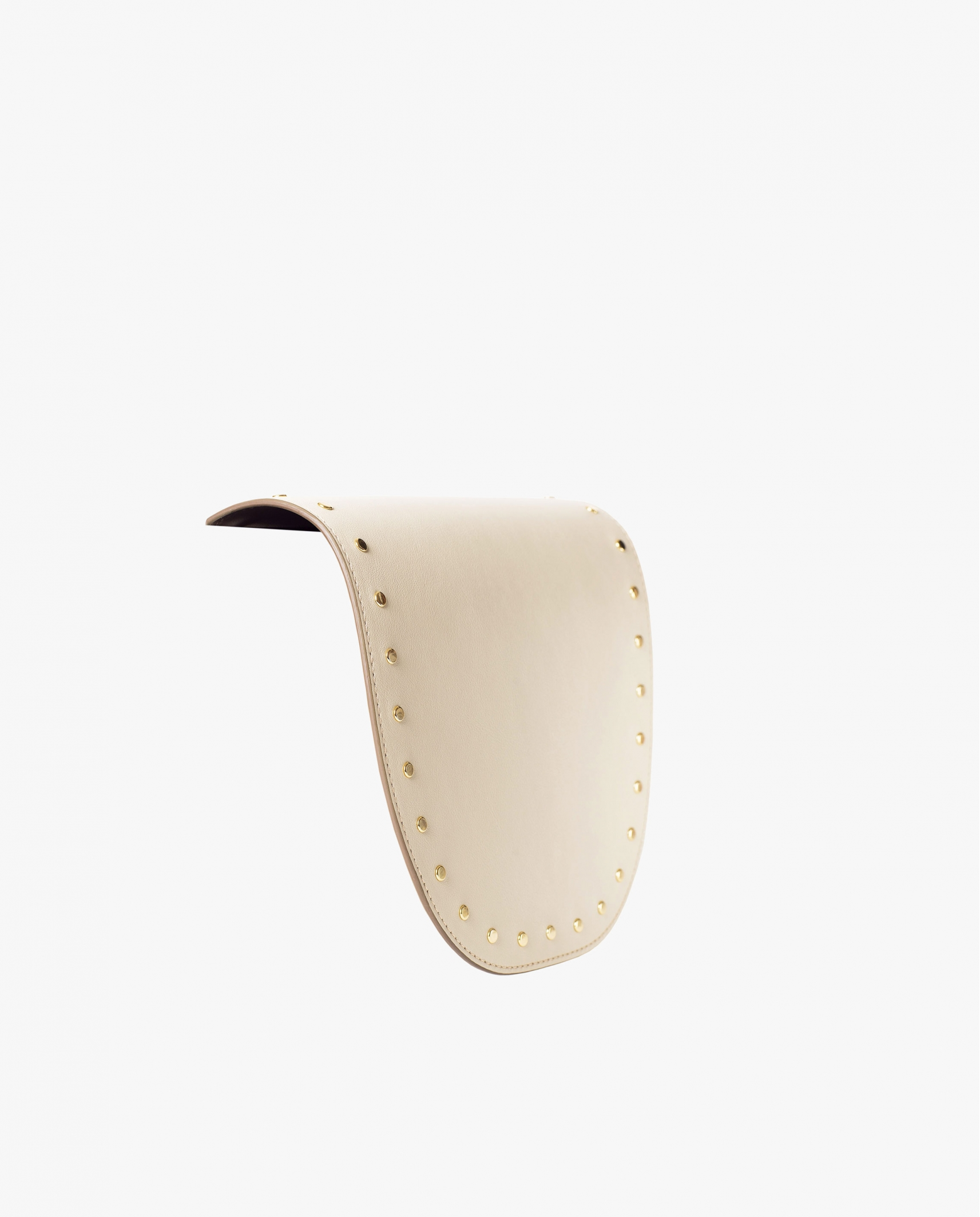 FLAP STUDS OFF WHITE