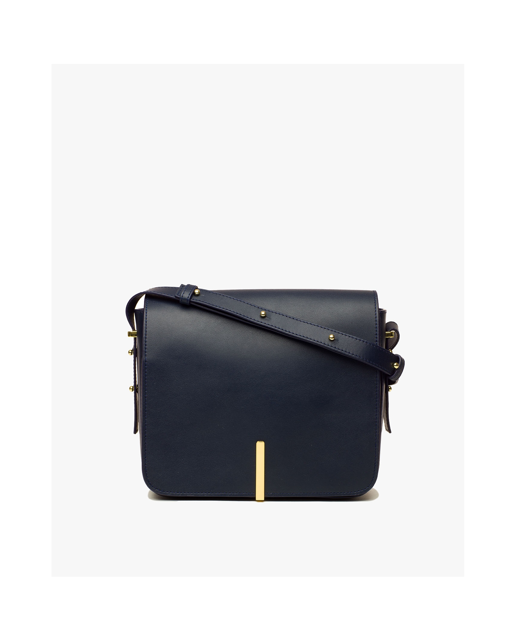 TINO LEATHER NAVY N°1