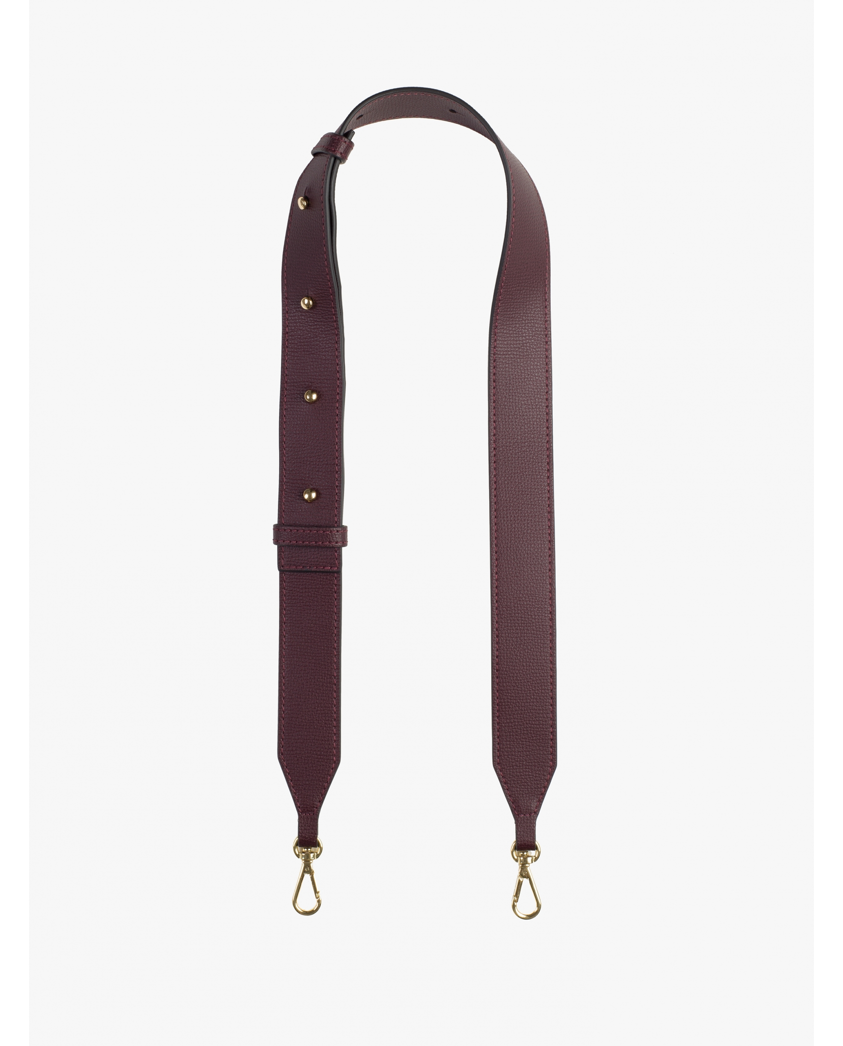 STRAP LARGE RUBY GRAINED